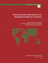 Financial Sector Development in Sub-Saharan African Countries