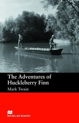 Book The Adventures of Huckleberry Finn: Beginner ELT/ESL Graded Reader by Twain, Mark
