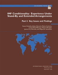IMF Conditionality: Experience Under Stand-by and Extended Arrangements, Part I: Key Issues and…