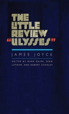"The Little Review ""Ulysses"""