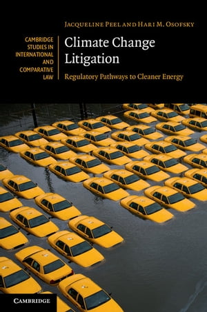 Climate Change Litigation Regulatory Pathways to Cleaner Energy