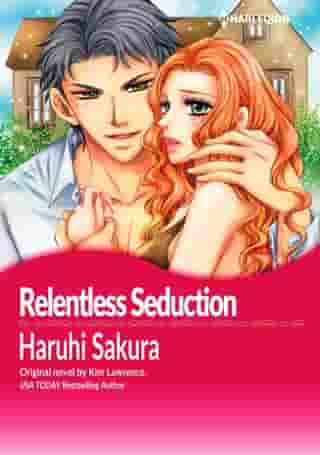 RELENTLESS SEDUCTION: Harlequin Comics