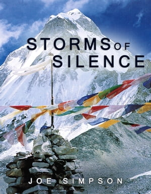 Storms of Silence by Joe Simpson