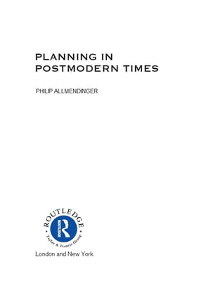 Planning in Postmodern Times