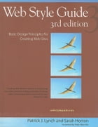 Web Style Guide, 3rd edition: Basic Design Principles for Creating Web Sites