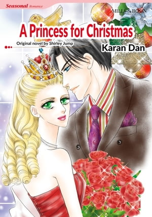 A PRINCESS FOR CHRISTMAS: Harlequin Comics