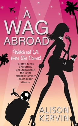 Book A WAG Abroad by Alison Kervin