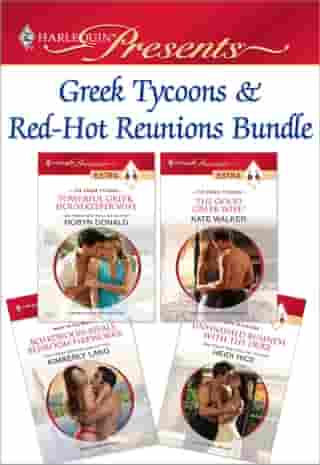 Greek Tycoons & Red-Hot Reunions Bundle: An Anthology by Robyn Donald