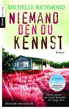 Niemand, den du kennst: Roman by Michelle Richmond