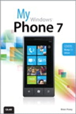 Book My Windows Phone 7 by Brien Posey
