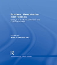 Borders, Boundaries, and Frames