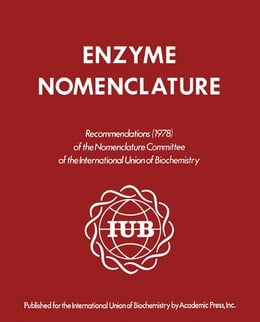 Book Enzyme nomenclature 1978 by Commission on Biochemical Nome