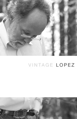 Book Vintage Lopez by Barry Lopez