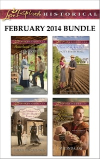 Love Inspired Historical February 2014 Bundle: Heartland Courtship\The Marshal's Ready-Made Family…