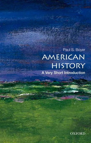 American History:A Very Short Introduction