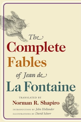 Book The Complete Fables of Jean de La Fontaine by Jean La Fontaine