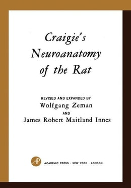 Book Carigie's Neuroanatomy of the Rat by Zeman, Wolfgang