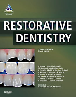 Book Restorative Dentistry by Italian Ac