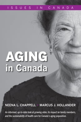 Book Aging in Canada by Neena L. Chappell, Marcus J. Hollander