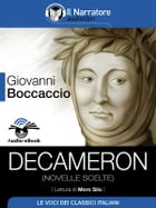 Decameron (novelle scelte) (Audio-eBook) by Giovanni Boccaccio