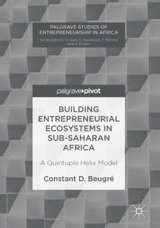Building Entrepreneurial Ecosystems in Sub-Saharan Africa: A Quintuple Helix Model