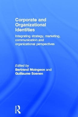 Book Corporate and Organizational Identities by Moingeon, Kyung