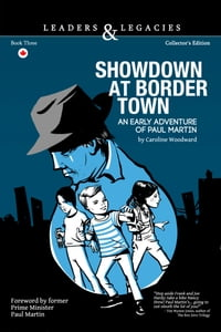 Showdown at Border Town: An Early Adventure of Paul Martin