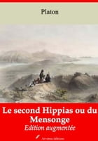 Le second Hippias ou du Mensonge: Nouvelle édition augmentée , Arvensa Editions by Victor Cousin