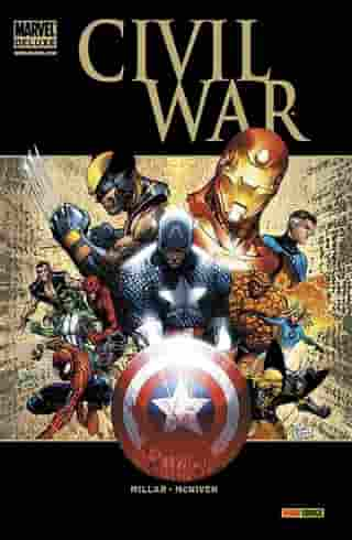 PRECIO ESPECIAL. Civil War: Panini Comics by Millar