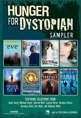 Book Hunger for Dystopian Teen Sampler by Various