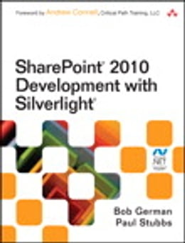 Book SharePoint 2010 Development with Silverlight by Bob German