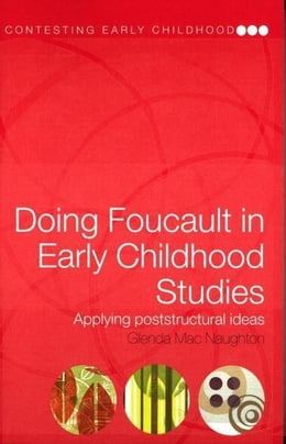 Book Doing Foucault in Early Childhood Studies by McNaughton, Glenda