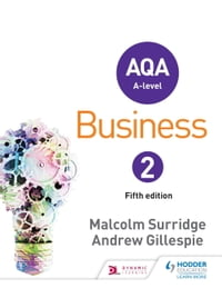 AQA Business for A Level 2