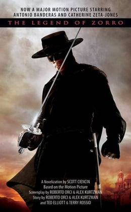 Book The Legend of Zorro by Scott Ciencin