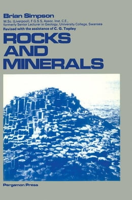 Book Rock & Minerals by Simpson, B.