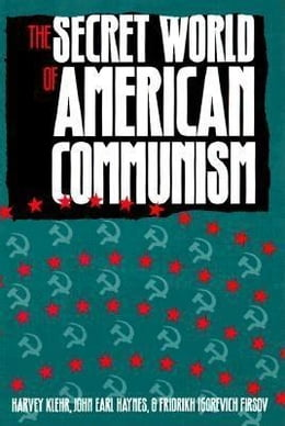 Book Secret World of American Communism by Klehr, Harvey