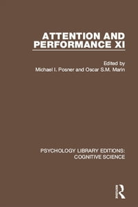 Attention and Performance XI