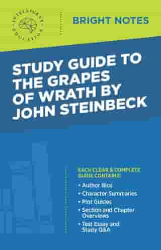 Study Guide to The Grapes of Wrath by John Steinbeck
