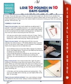 Lose 10 Pounds In 10 Days Guide (Speedy Study Guide) by Speedy Publishing