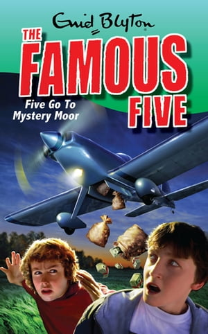 Five Go To Mystery Moor Book 13