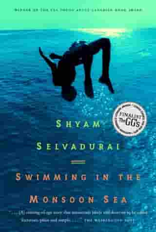 Swimming in the Monsoon Sea by Shyam Selvadurai
