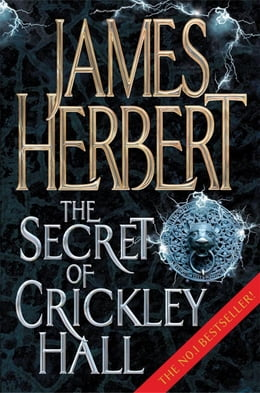 Book The Secret of Crickley Hall by James Herbert