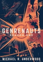 Genrenauts: The Complete Season One Collection Cover Image