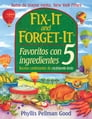 Fix-it and Forget-it Favoritos Con 5 Ingredientes Cover Image