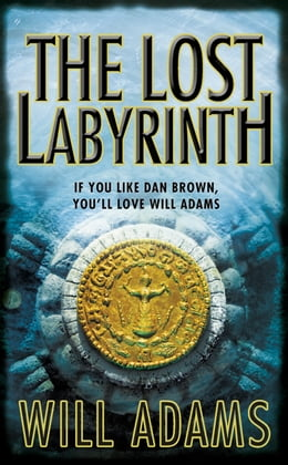 Book The Lost Labyrinth by Will Adams