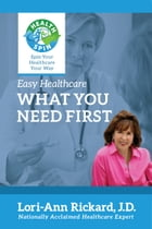 What You Need First by Lori-Ann Rickard
