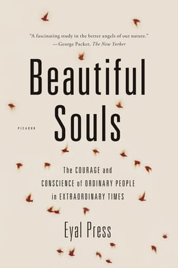 Book Beautiful Souls: The Courage and Conscience of Ordinary People in Extraordinary Times by Eyal Press