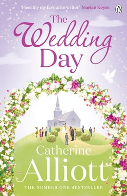 Book The Wedding Day by Catherine Alliott