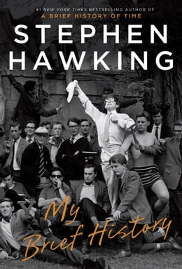 Book My Brief History by Stephen Hawking
