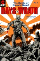 Days of Wrath Vol.1 #3 by Wayne Vansant